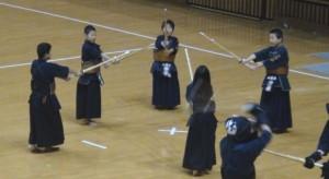 三津浜剣道会 練習風景