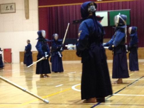 合同練習 三津浜剣道会